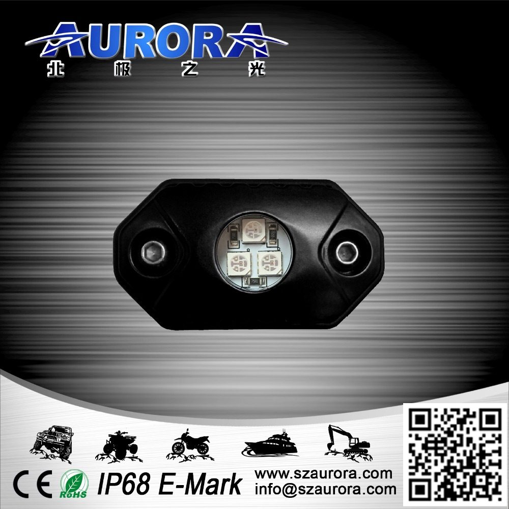 auto led lighting 4x4 headlight atv