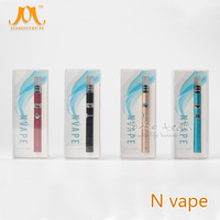 2015 most popular new ecig Nvape electronic cigarette wax vaporizer hookah pen disposable d wax vaporizer pen