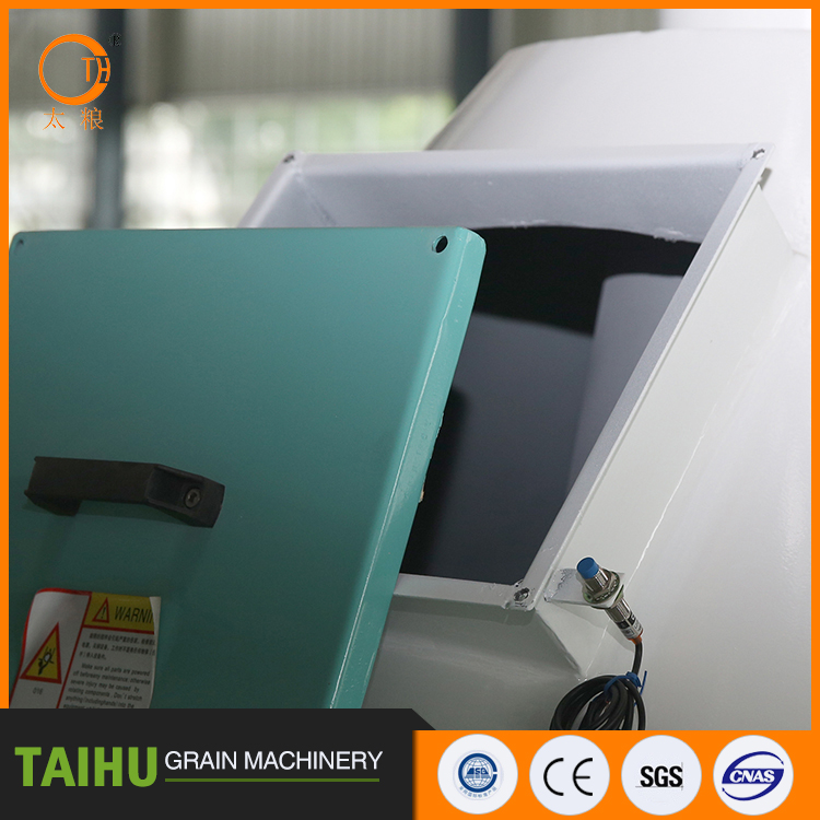 industrial mass production Hot sales noiseless rotary screener Factory Sale