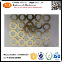Custom Round Flat Metallic Gaskets Made in China