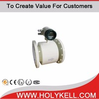 China stable performance magnetic flow meter