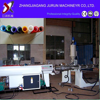 plastic hdpe silicore duct pipe production line