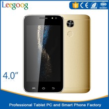 Factory price 4 inch dual sim cheap mobile phone OEM 3G smartphone
