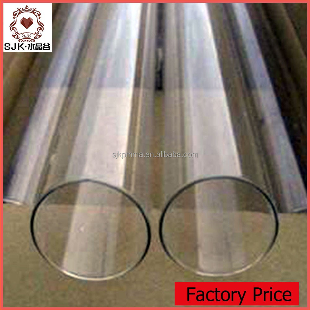 Dia mm acrylic tube large diameter clear