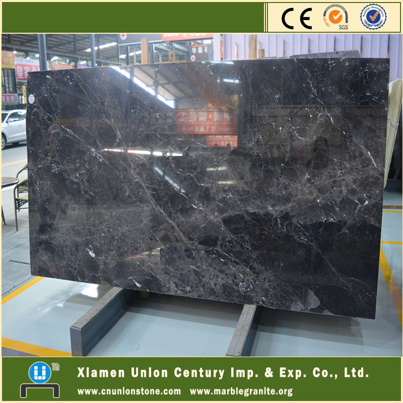 Pure nature polished absolute Painters black marble price