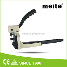 Meite HB3515 Manual Corrugated Carton packing and closing Stapler Fastener Machine for Crown 34.7mm for Carton Box