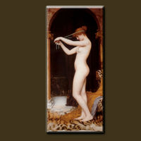 Handmade high quality Classic famous neoclassical painter painting girls sex pictures naked women