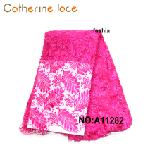 Catherine Guangzhou Cheap Import Products Embroidered French Lace For Dress