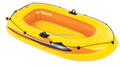 inflatable fishing plastic patone boat