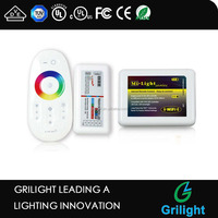 Multi zone led controller wifi dmx controller mi light mini wifi led rgbw controller for led rgbw