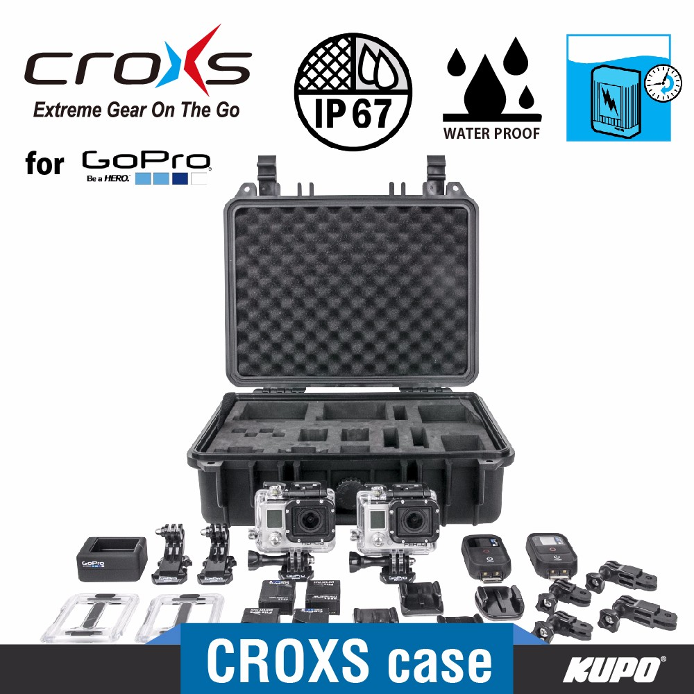 CROXS case for GoPro