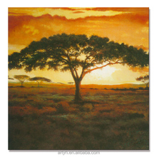 Special Sunshine Print Canvas Wall Art Painting Of Seascape