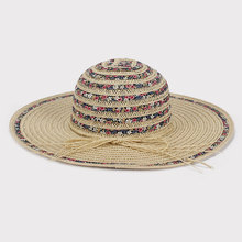 Hot Selling Mesh PP Braids Mix Color Straw Hats in Straw