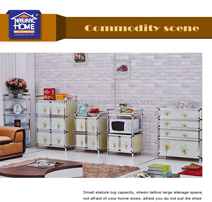 Living Room Furniture Modern Design Aluminium Tube Tv Cabinet With Showcase Buy Tv Cabinet