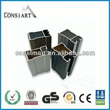 2014 hot sale u shape aluminum extrusion profiles