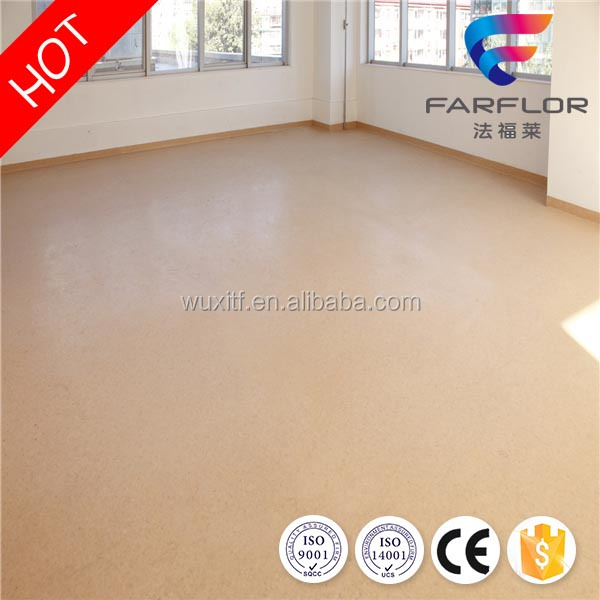 Big deal eco friendly vinyl floor for hospital use from China