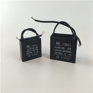 2.5uf ceiling fan wtih 3 wire cbb1 capacitor