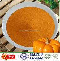 food Raw material/ Instant Pure Pumpkin powder