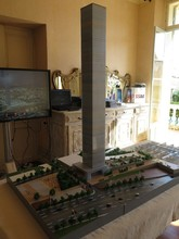 Cannes property exhibition high rise architectural model making