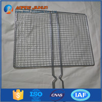 China Factory Supply Stainless Steel Barbecue Bbq Grill Wire Mesh Net/crimped Wire Mesh