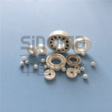 Zirconia ceramic ball bearing with good quality