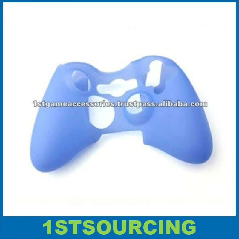 Controller Silicone Case For Xbox360 Blue