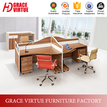 Modern Design Office Partition, Call center Cubicles, Simple Office Workstation