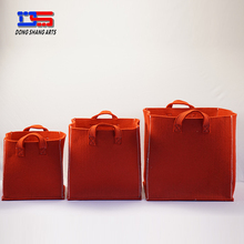 Hot Sale Home Use Felt Shopping Bag