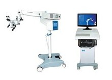 HD-MVES operating microscope image collection and processing system