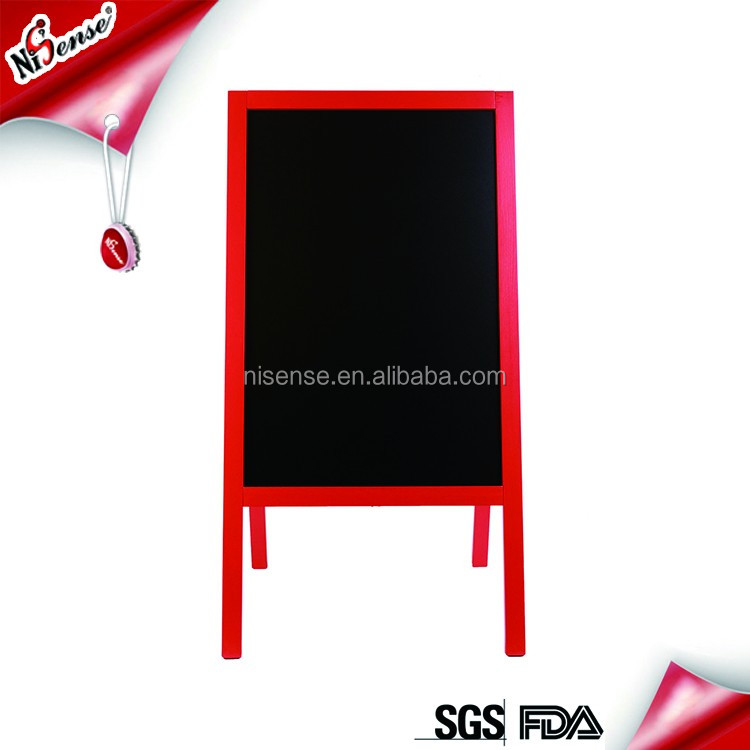 New Design Hot Selling Pine Wood Black Board
