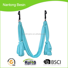 High Quality Strong Antigravity Yoga swing/Hammock/Trapeze/Sling for Air flying Yoga Inversion Exercises