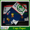 70gsm 75gsm 80gsm A4 electrostatic copy paper for writing and printing