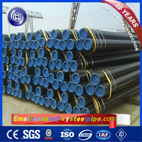 DN 600 ASTM A106 Grade B Hot Rolled Black Steel Seamless SCH 40 Carbon Steel Pipe Price Per Ton