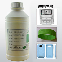 silicone mould release agent for silicone caps
