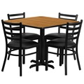 Cheap Modern Restaurant Table And Chair Set