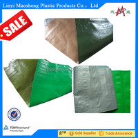 green 2x3&pp/pe tarp agriculture sheet cover&good quality tarpaulins online