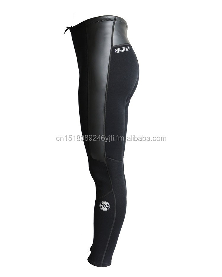 2mm super warm unisex diving pants elastic CR neoprene (3).jpg