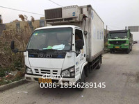 Frozen truck/van refrigeration unit cooling refrigeration unit for cargo van