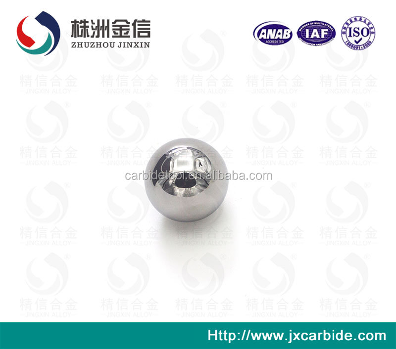 Excellent wear resistant <strong>tungsten</strong> <strong>carbide</strong> bearing ball from Zhuzhou