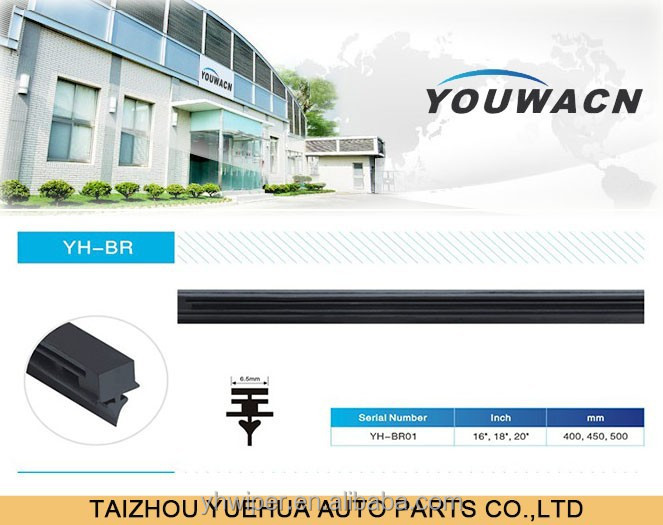 accessories car wiper rubber