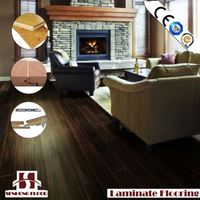 SH laminate flooring stair treads