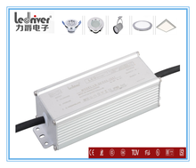Waterproof Constant Current Dimmable 1500mA 50W Led Driver