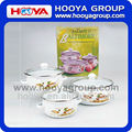 3pcs Enamel Cookware Set