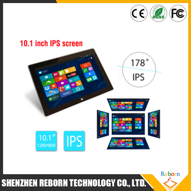 Factory Price 10 Inch l Quad Core Tablet PC Dual Boot Windows Tablet
