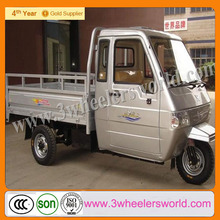 2014 China import used car drift trike /cabin three wheel motorcycle for sale