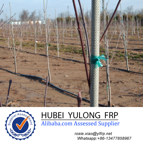 FRP Fiberglass Plant Support Tree stakes