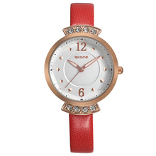 Fashion big face small wrist vogue watch for ladies