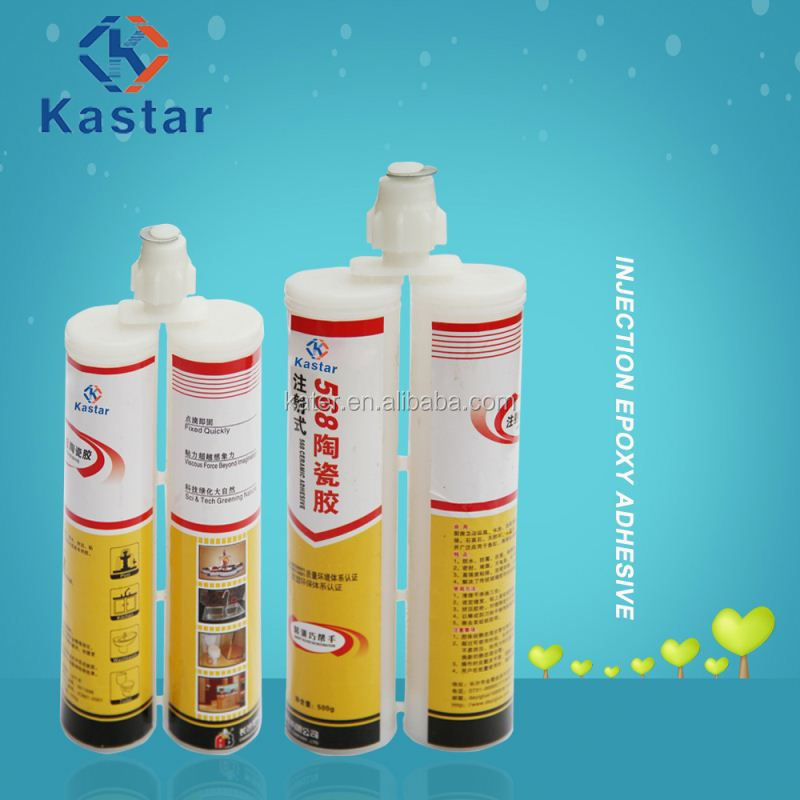 waterproof colored tile adhesive for Water retaining arc