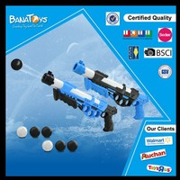 2015 Hot Banatoys space water gun eva ball water ball price