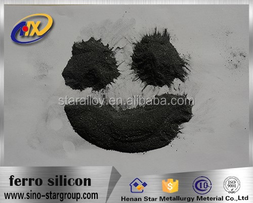 Ferro Silicon 75/FerroSilicon 75%/ FeSi 75 Powder/ball